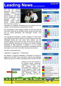 Summer Newsletter p1